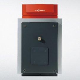однокотловая установка, контроллер Vitotronic 100 тип CC1E