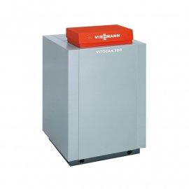 Однокотловая установка Viessmann Vitogas 100-F, с системой регулирования тип Vitotronic 100, тип KC4B