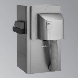 VITOCROSSAL 300, контроллер Vitotronic 200,  для горения из помещения установки