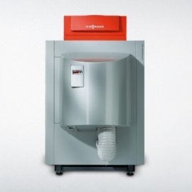 Viessmann Vitocrossal 200 CM2 с контроллером для погодозависимой теплогенерации