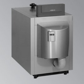 Viessmann Vitocrossal 200 CM2B однокотловая установка с контроллером для погодозависимой теплогенерации