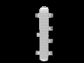 Термогидравлический разделитель TGR-40-20x2 (гидрострелка ¾'' на 2 контура до 40 кВт)