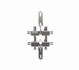 Модульные коллекторы / MKSS-40 (G ¾″, AISI 304)