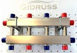 Модульные коллекторы / MKSS-60 (G 1″, AISI 304)