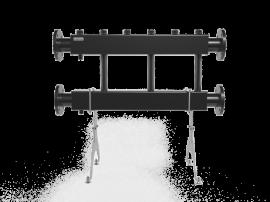 Модульные коллекторы / MK-600 (Ду80, 09Г2С)
