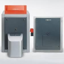 Котел Vitoplex 100 PV1 с Vitotronic 300 тип CM1E мощностью 150 кВт