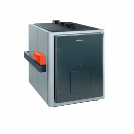 Котел Vitoplex 300 c Vitotronic 100 тип CC1E мощностью 620 кВт