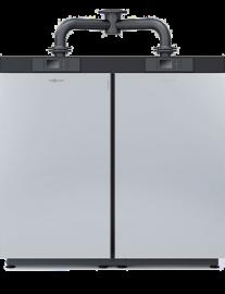 Сдвоенная котловая установка VITOCROSSAL 100  480  квт