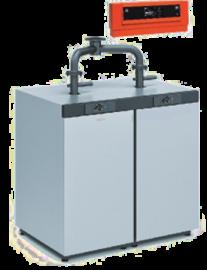 Котел VITOCROSSAL 100 тип CIB VIESSMANN с каскадным контроллером для каскадной установки