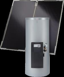 Пакет Vitosol 141-FM с  бивалентным емкостным водонагревателем