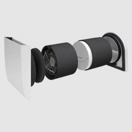Децентрализованные системы вентиляции Vitovent 050-D/100-D