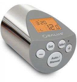 Цифровой радиаторный термостат