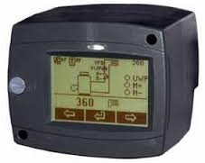 Сервопривод Promatic CMP 25-2 с погодозависимым управлением в комплекте с датчиками улицы и подающей линии