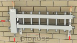 Серия BM-150 из конструкционной стали 09Г2С до 150 кВт