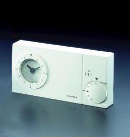 Комнатный термостат-часы 24 В, с недельной настройкой