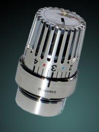 Термостат Uni LH M 30 x 1,5, хромированный с декоратив.кольцом