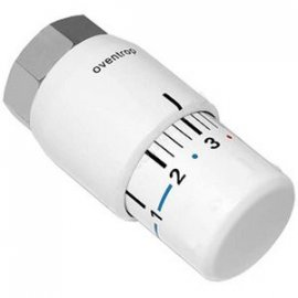 Термостат Uni SH M30x1,5 мм, белый