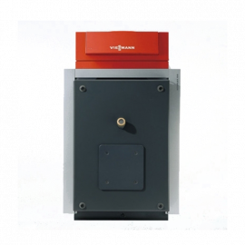 Vitoplex 200 c Vitotronic 100 тип CC1E мощностью 90 кВт
