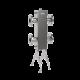 Фланцевая гидрострелка из нержавеющей стали Ду65 GRSS-400-65