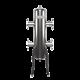 Фланцевая гидрострелка из нержавеющей стали Ду80 GRSS-600-80
