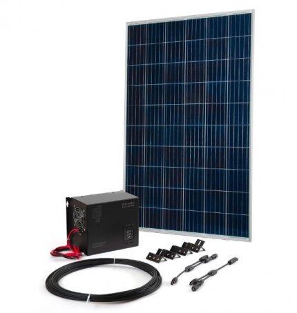 Комплект TEPLOCOM Solar-800 + Солнечная панель 250 Вт
