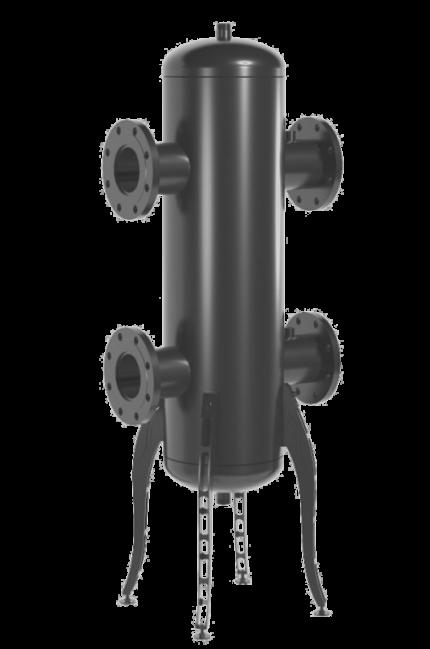 Гидрострелка GR-1000-100 (фланец Ду-100 1000 кВт)