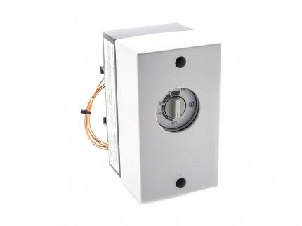 Терморегулятор с термостатической системой
