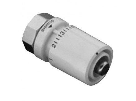 Термостат Uni DH M 30 х 1,5, белый