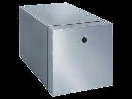 Бойлер Vitocell 300-H, тип EHA-1, серебристый 160л