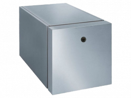 Бойлер Vitocell 300-H, тип EHA-1, серебристый 200л