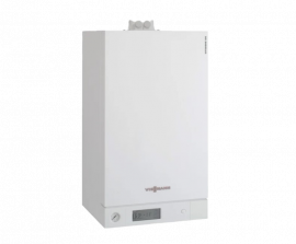 Газовый котел Viessmann Vitodens 100-W 35 кВт (природный газ) B1HC043