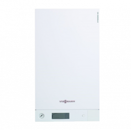 Газовый котел Viessmann Vitodens 100-W 26 кВт (сжиженный газ) B1KC034