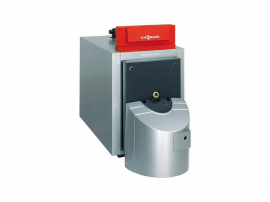 Котел Vitoplex 200 GC1B 90 кВт для монтажа подходящей горелки SX2A658