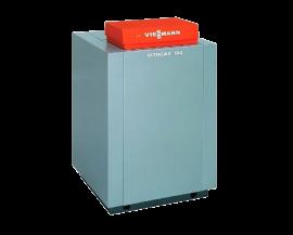 Газовый котел Viessmann Vitogas 100-F 42 кВт c автоматикой KC4B GS1D877