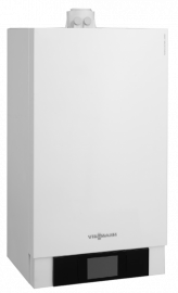 Газовый котел Viessmann Vitodens 200-W 45 кВт с автоматикой Vitotronic 100 тип HC1B B2HAK06
