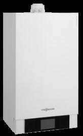 Газовый котел Viessmann Vitodens 200-W 80 кВт с автоматикой Vitotronic 100 тип HC1B B2HAK08