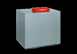 Газовый котел Viessmann Vitogas 100-F 96 кВт c автоматикой KC4B GS1D905