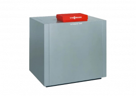 Газовый котел Viessmann Vitogas 100-F 84 кВт c автоматикой KC4B GS1D904
