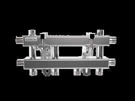 MKSS-40-3D (до 40 кВт, магистраль G ¾″, 3 контура G ¾″ из них 2 вертикальных)