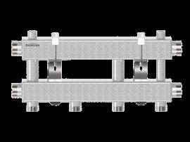 MK-100-2 (до 100 кВт, 2 магистр. подкл. G 1¼″, 2 контура G 1″ вверх или вниз)