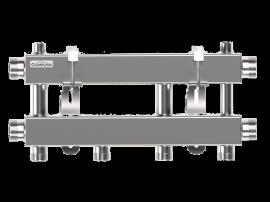 MKSS-100-2 (до 100 кВт, 2 магистр. подкл. G 1¼″, 2 контура G 1″ вверх или вниз)