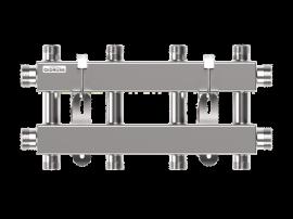 MKSS-100-4DU (до 100 кВт, 2 магистр. подкл. G 1¼″, 2 контура G 1″ вверх и 2 вниз)