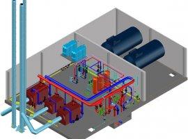 Компания «Современные Инженерные Системы-Сервис» завершила первый этап работ на объекте ООО «НПО «Катод» - 2.